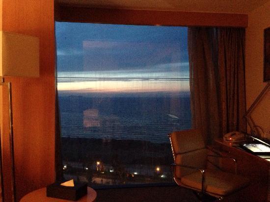 Sheraton Yantai Golden Beach Resort: 海景房
