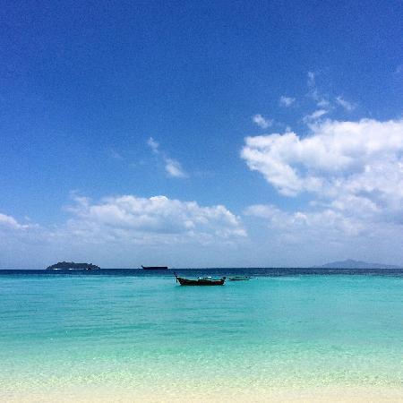 Holiday Inn Resort Phi Phi Island : Hotel beach