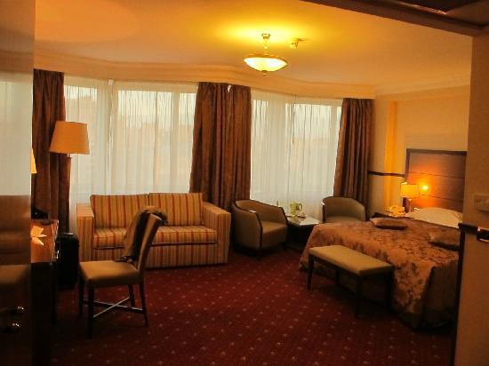 Golden Ring Hotel: woshi