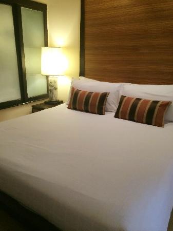 Siam Bayshore: 大床房