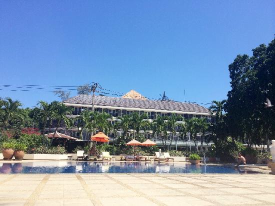 Siam Bayshore: 酒店外观