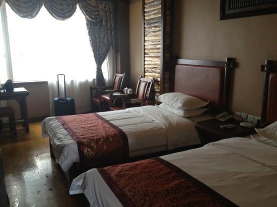 Qinhe Yizhan Hotel