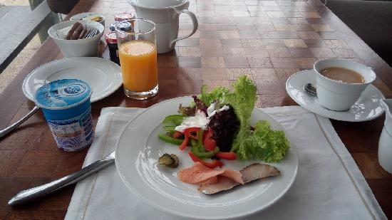 Shangri-La's Rasa Ria Resort & Spa: 酒店非常棒的早餐