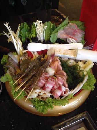 Hai LanBao TaiShi Seafood Hotpot