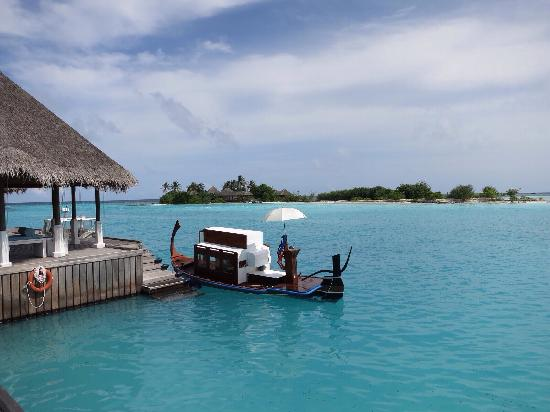Four Seasons Resort Maldives at Kuda Huraa : 马尔代夫小四季