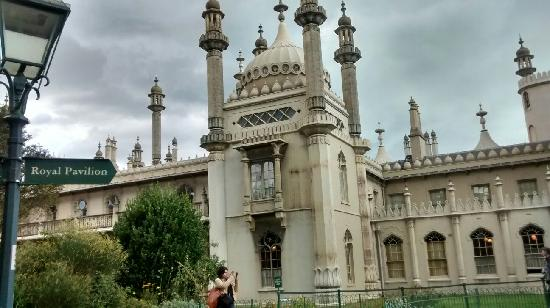 Royal Pavilion: today