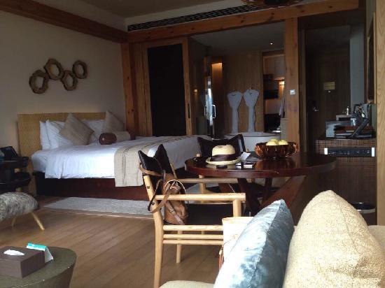 InterContinental One Thousand Island Lake Resort : 豪华海景房
