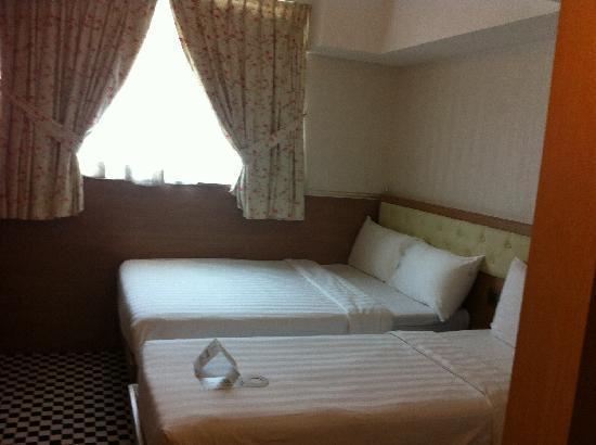 Bridal Tea House Hotel (To Kwa Wan) : 红茶馆酒店