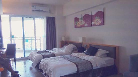 Xunliao Bay Hai Park Aidu Holiday Hotel: 巽寮湾海公园