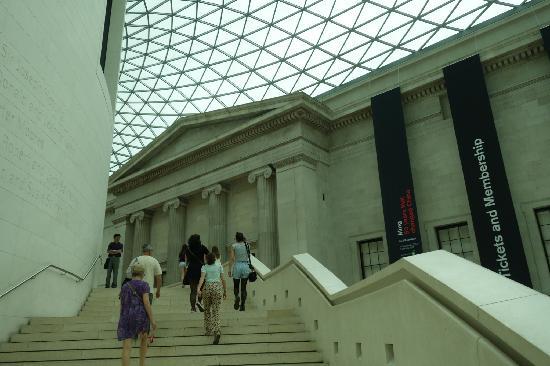 British Museum : 艺术的宝库