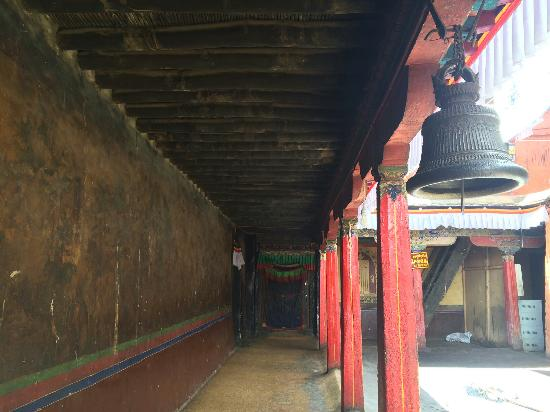 Trandruk Monastery: 昌珠寺二楼