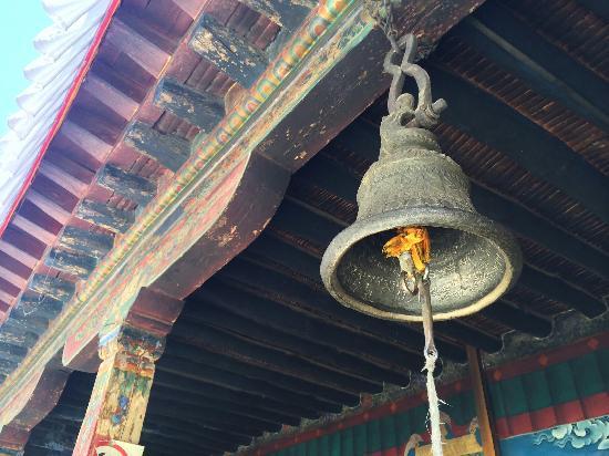 Ribu Temple: 日布寺的铃铛