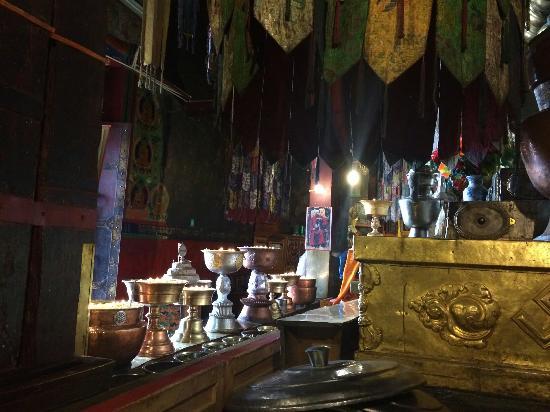 Paxia Monastery: 日喀则帕夏寺