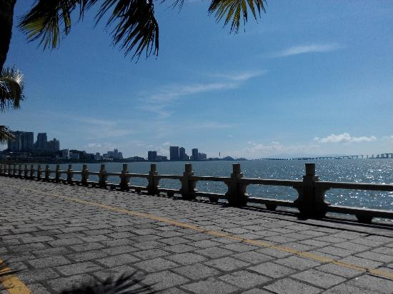 Zhuhai Lovers' Road: 情侣南路