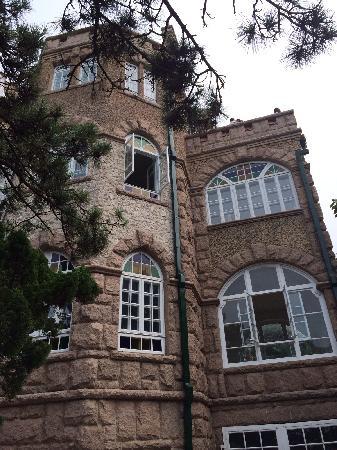 Huashi Villa (Huashi Lou) : 花石楼