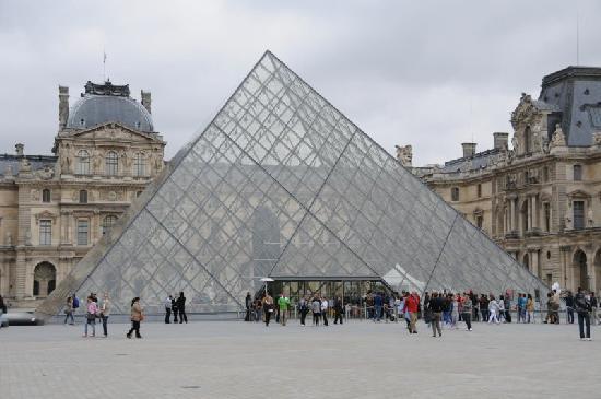 Musee du Louvre: 贝大师作品