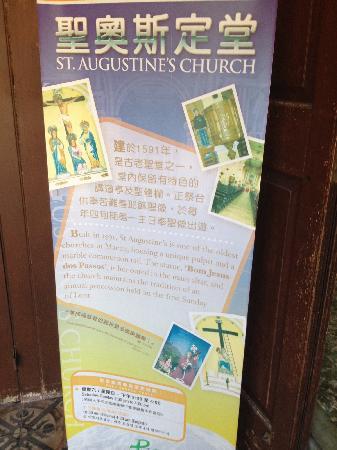 St. Augustine's Church: 介绍