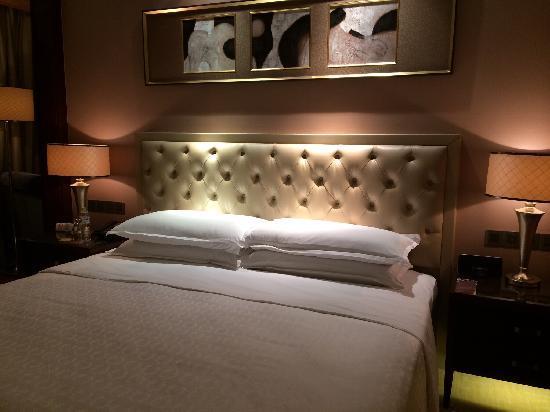 Sheraton Changzhou Xinbei Hotel: 行政大床
