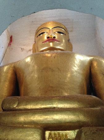Manuha Temple: 佛像