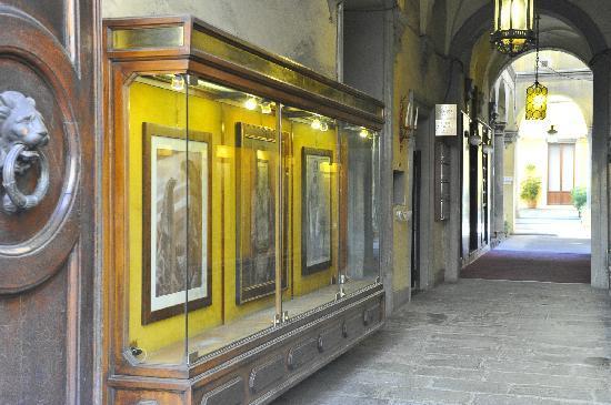 Tourist House Vittorio Ricci : 公寓入口