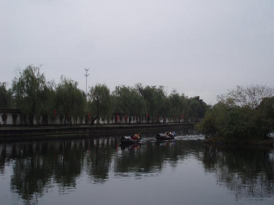 Suzhou City Moat : 环境治理很不错