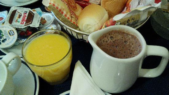 Hotel Santa Lucia: 早餐2