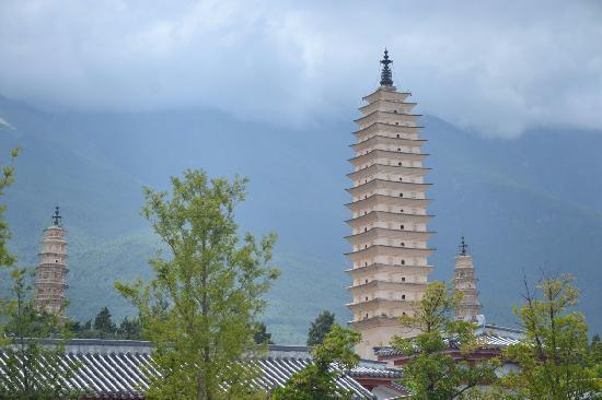 Chongsheng Three Pagodas: 悠久的三塔