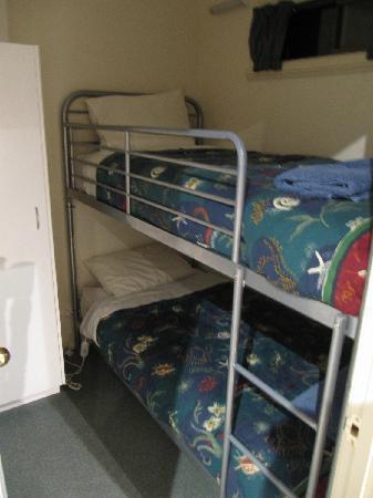 Triabunna Cabin & Caravan Park: 房间