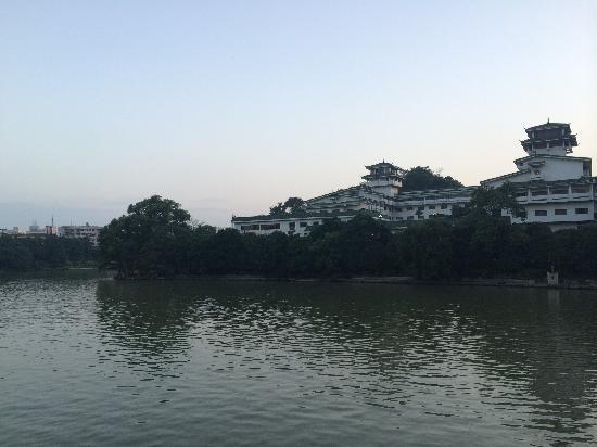 Guilin Park Hotel: 景色与设施俱佳