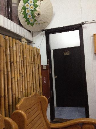 Agga Guest House: 大堂