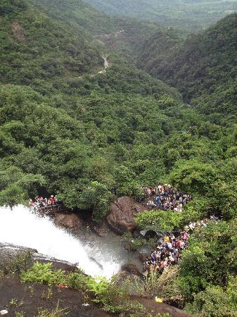 Baishui Village: 人潮
