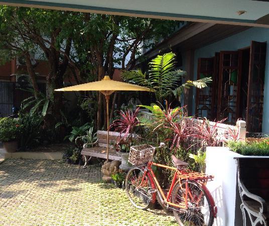 At Pingnakorn Hotel Chiangmai: 如果再去清迈 会是首选酒店 符合我对清迈的一切要求