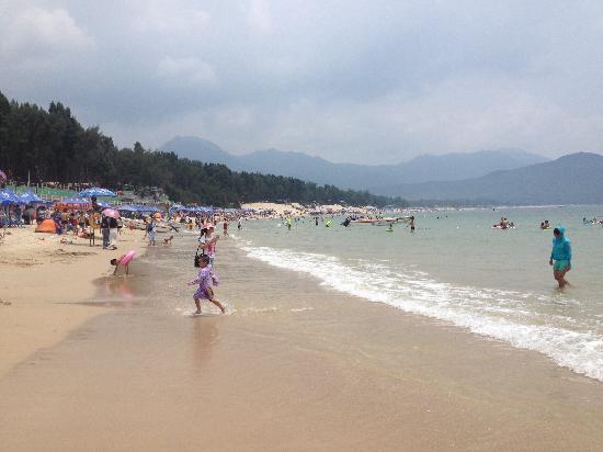 Xichong Beach: 沙滩