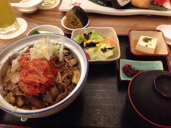 Tokyo Teppan: wayu 道地牛肉饭