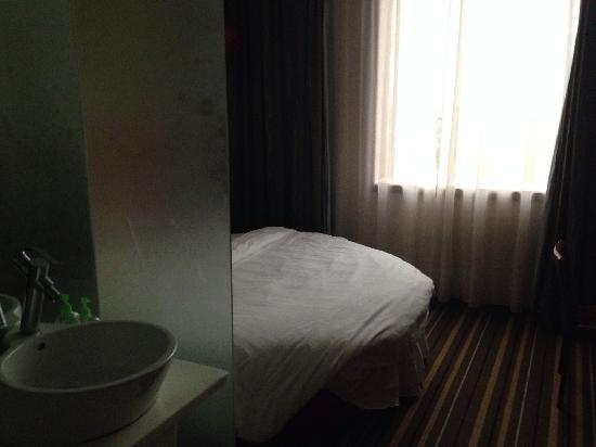 Shanshui Trends Hotel (Shenzhen Luohu): 大床单人房