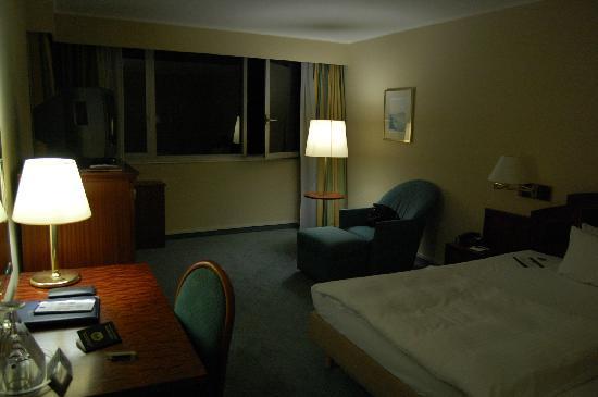 Best Western Leoso Hotel Leverkusen: 客房