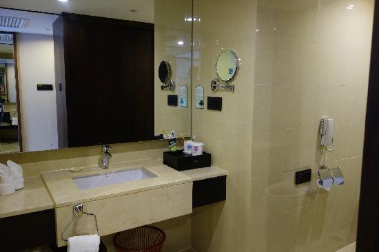 Guangdong Yingbin Hotel (Guest House) : 卫生间