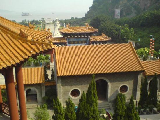 Panyu Nansha Tianhou Palace: 南沙天后宫