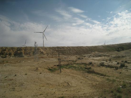 Dabancheng Wind Power Station : 风车转呀转