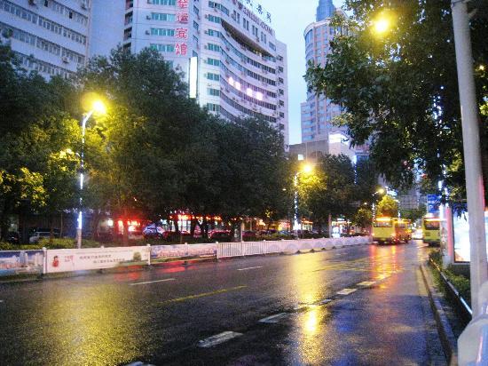 乌鲁木齐温州商业街