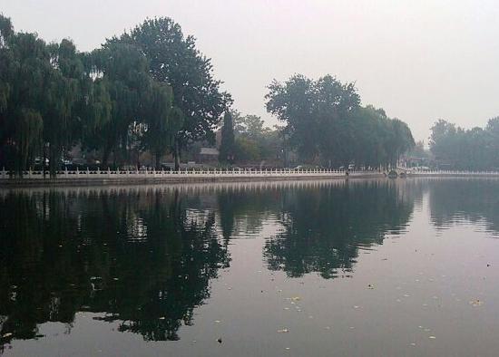 People's Park of Urumqi: 人民公园