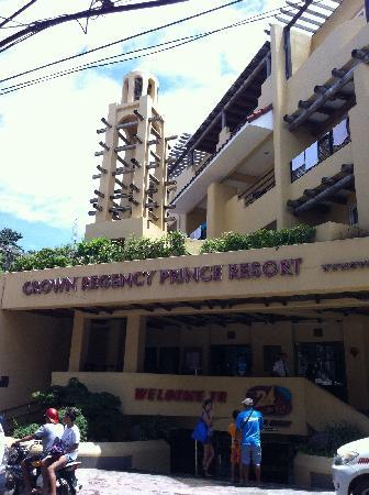 Crown Regency Prince Resort: 外观