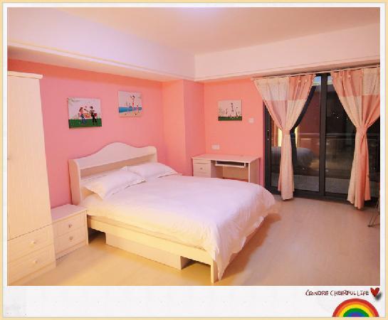 Meisiqi Apartment Hotel Wuhan Erqi Road