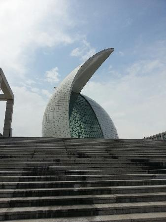 China Maritime Museum: 博物馆主馆