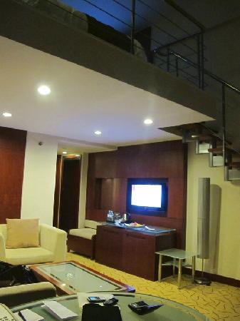 Renaissance Beijing Capital Hotel : 复式客房