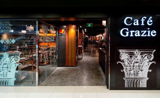 Cafe Graize(Yue Hui Plaza): 门口1