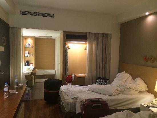Best Western Premier Hotel Kukdo: 双床房