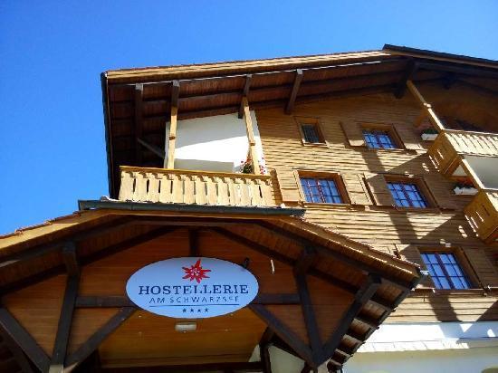 Hostellerie am Schwarzsee: 外观