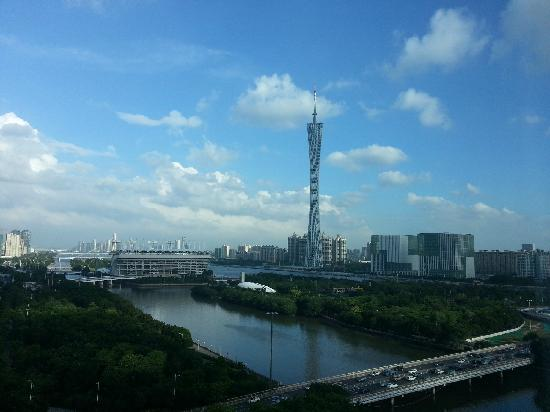 Ramada Pearl Guangzhou: out of window