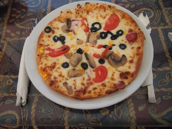 My House Cafe Restaurant: PIZZA